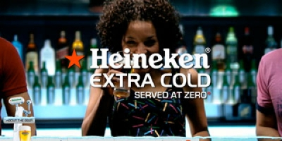 Heineken Extra Cold Beer by Proudly