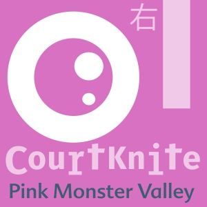 CourtKnite - Pink Monster Valley